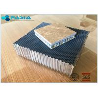 Buy cheap High Rigidity Aluminum Honeycomb Panels , Honeycomb Core Panels 25 Mm Thickness from wholesalers