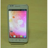 China 5.0inch MTK6575 ANDROID4.0 GSM+WCDMA Smart Phone on sale