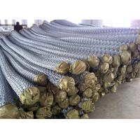 China HDG chain wire fencing 6ft x 20ft mesh 2 x 2 8 gauge wire on sale