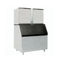 Quality Commercial Automatic Dry Split Type Ice Maker Machine For Restaurant / Bar / Coffe Shop for sale