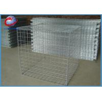 Quality Building Material Welded Gabion Box For Protection 50mm X 50mm Hole Size for sale