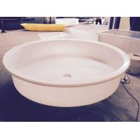 Quality 2018 new design M1400 PE food grade plastic Cone Round bucket conical plastic water tank for sale