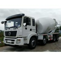 Quality 8 X 4 Dongfeng Ready Mix Concrete Mixer Trucks Anti Resistant High Capacity for sale