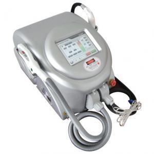 Quality IPL RF Hair Removal Equipment / Ultrasonic Cavitation Slimming Machine for sale