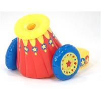Quality PVC inflatable ball cannon toy for kids for sale