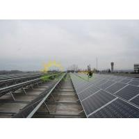 Quality 20m JIS C8955:2017 Flat Roof PV Mounting Systems for sale