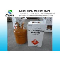 Quality Fully Refrigeranted R290 Natural Refrigerants For Environment Friendly Air Conditioner for sale