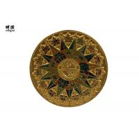 China Beautifful Gold / Silver Dollar Commemorative Coins , Promotional Seal Challenge Coin on sale