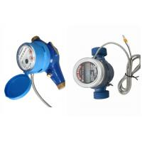Quality Smart M-Bus AMR Compatible Water Meter , Electronic Wired Remote Read Water Meter for sale