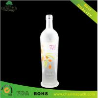 Quality Frost Glass Bottle for Vodka,Whiskey,etc for sale
