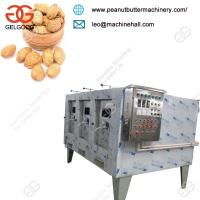 Quality Stainless Steel Pecan Pistachio Roasting Machine Good Price for Sale for sale