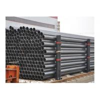 Quality High - frequency steel large diameter steel pipe , Black erw mild steel tubes for sale