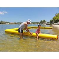 Buy cheap All various sizes inflatable  boom swim pool  in all colors for sea water fun from Wholesalers