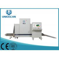 Quality Metal Multiple Size X Ray Baggage Scanner With Dual Energy CE Certification for sale