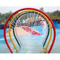 Quality Water Pool Toys 4 Color Rainbow Gallery D 2.5m For Children for sale