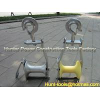 Quality Hanging Cable Laying Roller Straight Line Rollers for sale