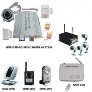 Quality Mms Alarm|camera Alarm|mms Camera|mms GSM|mms Sms|mms DVR|home Alarm|burglar Alarm|SECURITY ALARM|INTRUSION ALARM|INTRUDER ALARM|CCTV CAMERA|GPRS for sale