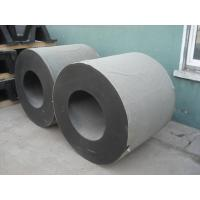 Quality Moulded Marine Rubber Fender Protect Shipboard , Cylindrical Type for sale