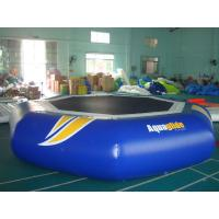 Quality Takeoff Towable And Inflatable Water Trampoline For Water Sports Games for sale