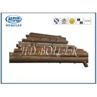 Quality ASME Standard Horizontal Water Tube Boiler Manifold Headers Long Working Time for sale
