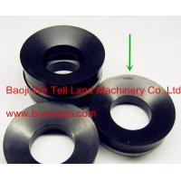 Quality BOMCO Triplex mud pump piston rubber Dia 150 160 170 180 HNBR material from Baojie city for sale