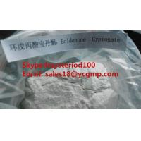 Quality Healthy Boldenone Cypionate Raw Steroid Hormone Powder Without Side Effects BC 106505-90-2 for sale