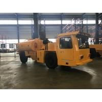 Quality Underground Fueling Truck Service Utility Vehicle 3410mm Wheel Base With Cab for sale