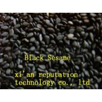 Quality Organic Black Sesame for sale