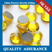 Quality China supplier shiny dmc rhinestones,rhinestones dmc transfer,high quality dmc hotfix rhinestones for DIY accesories for sale
