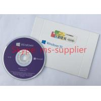 Quality Geniune OEM DVD&USB Microsoft Windows 10 Operating System Pro Product Key 100% Activation online for sale
