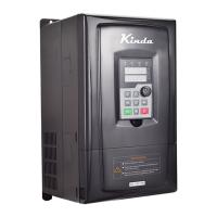 Quality 11KW 15 HP VFD Frequency Converter High Frequency  Three Phase 380V - 460V for sale
