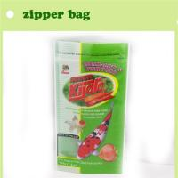 Quality plastic packaging food bag for fish wholesale  manufacturer for sale