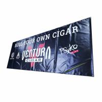 China Customized Vinyl Advertising Banners Full Color Print 1mm 2mm 3mm Thickness on sale
