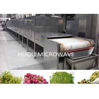 Quality Stainless Steel Rose Flower Dryer Machine Microwave Drying for sale