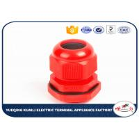 Quality Waterproof Rohs Plastic Cable Glands Plastic PA66 Nylon Cable Gland for sale