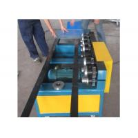 Buy cheap 0.3-1.0Mm Pittsburgh Profile Lock Roof Panel Roll Forming Machine With 0.75 KW from wholesalers