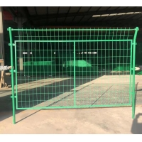 Quality Iron Wire Anti Climb Mesh Panels , H2m Powder Coated Wire Mesh for sale