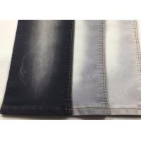 Quality Jeans Textile Raw Material Stretch Denim Fabric 100% Cotton Carded 380gsm for sale