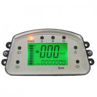 Quality LCD Digital Meter/Gauge YB08G Series Speedometer/Odometer/Trip Odometer for sale