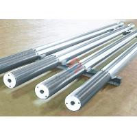 Quality CK45 Hard Chrome Plated Piston Rod For Hydraulic press machine for sale