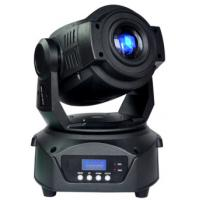 Quality ROHS LED Moving Head Lights 60W Seven Colors Nine Metal Gobos for sale