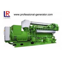 Quality Low Gas Consumption 50kw Natural Gas Generators with Brushless Electric Start for sale