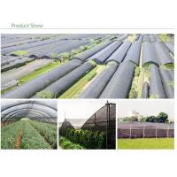 Quality UV Treated Greenhouse Shade Net / Green Garden Net For Roofing Agriculture Cover for sale