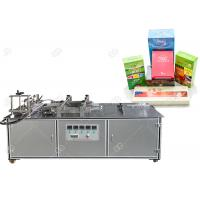 Quality Semi Auto Cellophane Wrapping Equipment Manual For Medicine Perfume Box for sale