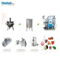 China Fully Automatic Candy Making Machine Commercial Gummie Gelatin Machine on sale