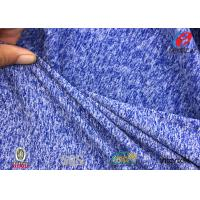 Quality Heavy Weight Micro Mesh Polyester Spandex Fabric Stretchy Clothing Material for sale