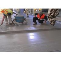 Quality Quick Setting Garage Floor Self Levelling Compound Flow Automatically 4-8 Hours Curing Time for sale