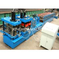 Quality Colored Steel Sheet Metal Roll Forming Machine With Hydraulic Cutter Machine  for sale