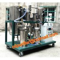 Quality Stainless Steel Cooking Oil Renewable System,Sesame Oil Purification Plant,vegetable oil residual particles filtration for sale
