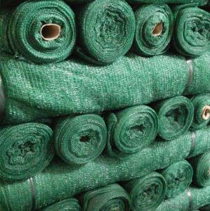 Quality Summer Greenhouse Shade Net , HDPE Sun Shade Net Anti Sun Irradiation for sale